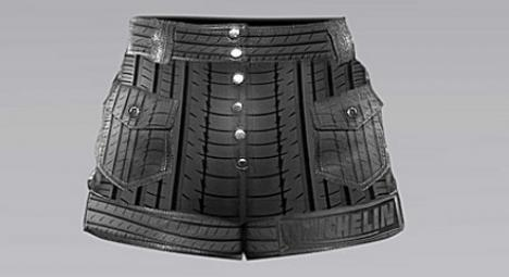 Tyre Shorts