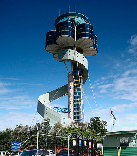 Kingsford Smith Airport Control Tower
