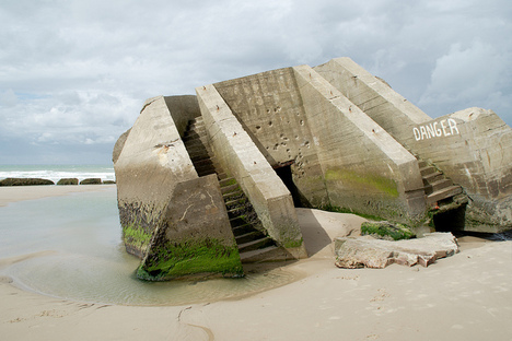 The Seaside War Bunker