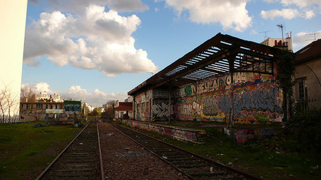 The Abandoned Railway Line