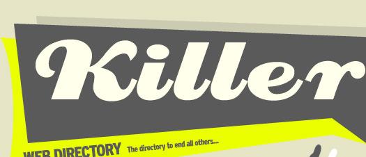 killer web directory